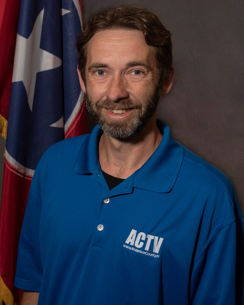 Andy Garrett - ACTV Station Manager